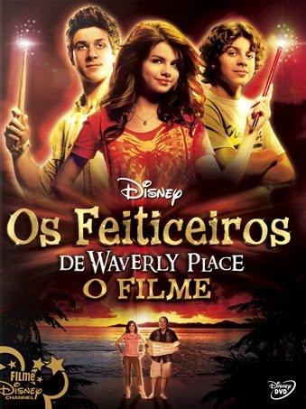 Os Feiticeiros De Waverly Place - O Filme (Dual Audio)