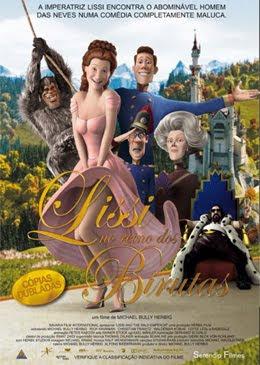 Filme Poster Lissi No Reino Dos Birutas DVDRip XviD & RMVB Dublado
