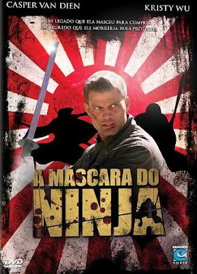 A Máscara do Ninja – Dublado