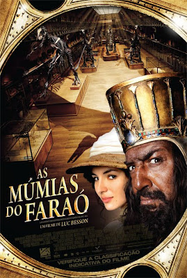 As+M%C3%BAmias+do+Fara%C3%B3 Filme As Múmias do Faraó