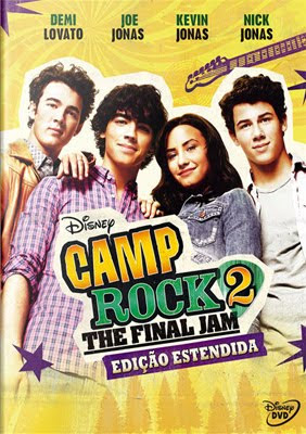 Assistir Filme Online Camp Rock 2 Dublado