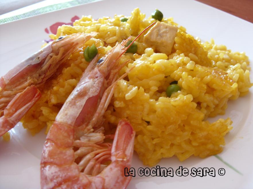 Cocinas de sara dise os arquitect nicos - Juegos de cocina con sara paella ...