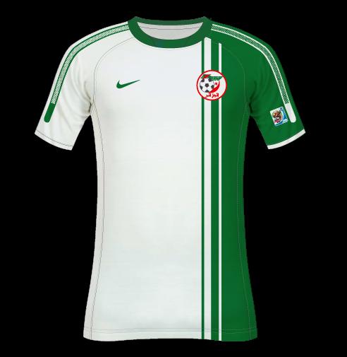 Las diez camisetas suplentes más hermosas del 2015  - Imagenes De Diseños De Camisetas De Futbol