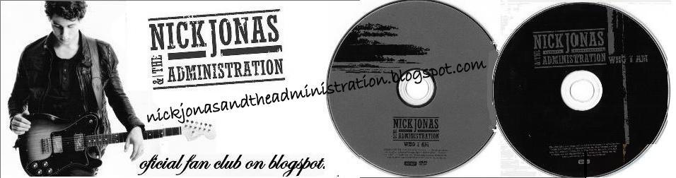 nick jonas and the administration
