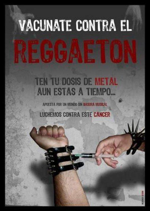 Porqué el rock es mejor que el reggaeton? 14 razones