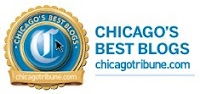 Chicago Tribune's Chicago's Best Blogs - Blogger of the Week