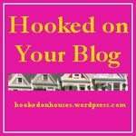 Hooked On Your Blog Award - received from blissfully caffeinated at http://blissfullycaffeinated.wordpress.com
