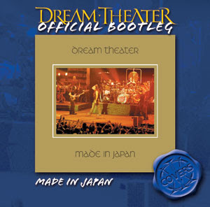 Dream Theater _ Made in Japan _ Official Bootleg