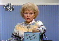 (betty white on match game in the 1970s)
