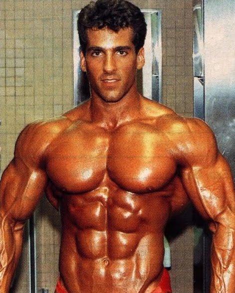tony lebron bodybuilder