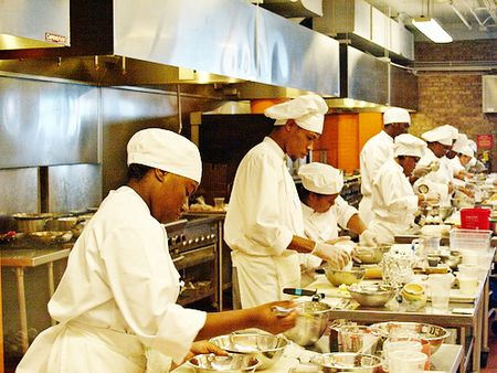Culinary Arts top 10 colleges