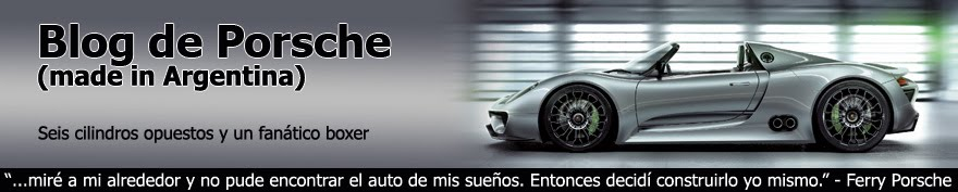 Blog de Porsche<br>(made in Argentina)