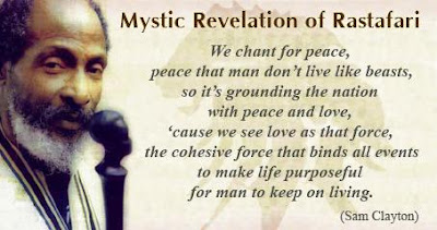 mystic revelation of rastafari