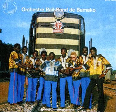 orchestre rail band de bamako
