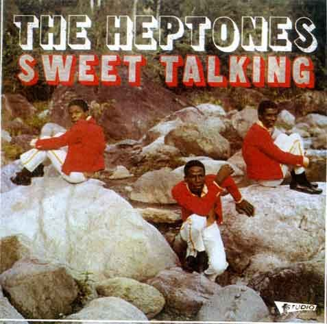Earl Sixteen Heptones The World Has Begun Make Up Your Mind