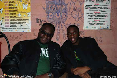 mad professor et joe ariwa