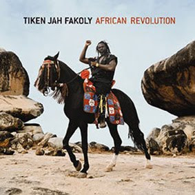 Tiken jah fakoly - African revolution (Album )