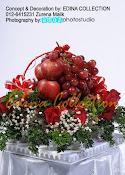 fresh flowers- buah-buahan