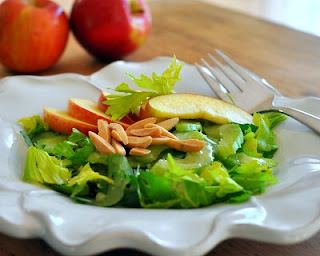 Celery & Apple Salad