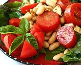 July - Tossed Caprese Salad