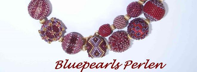 bluepearls Perlen