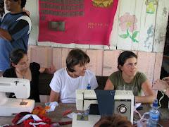 Nancy Helps Costa Rican Teens