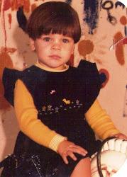 A Susana no Jardim de Infância...