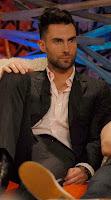 Adam Levine Hair style