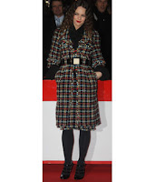 Vanessa Paradis' coat