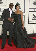 Fantasia and Young Dro Grammy's '08