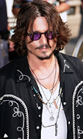 Johnny Depp casual style