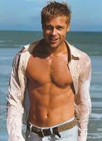 Beauty: Brad Pitt