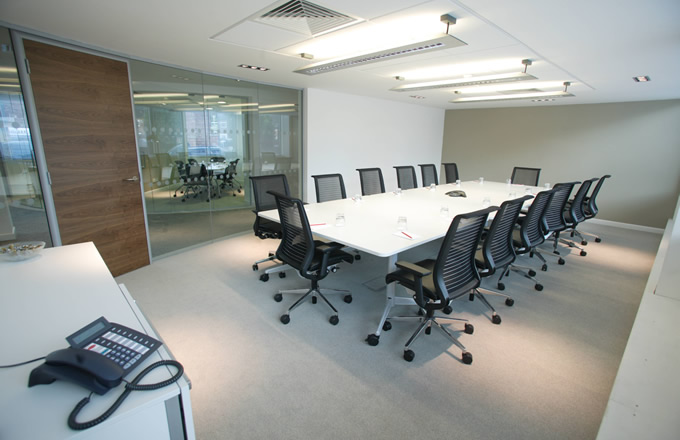 Bigger Office For Expanding Business