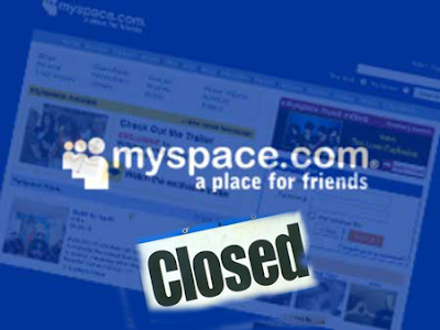myspace closed more adwords