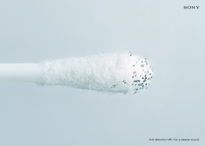 sony cotton stick Creatividad More AdWords