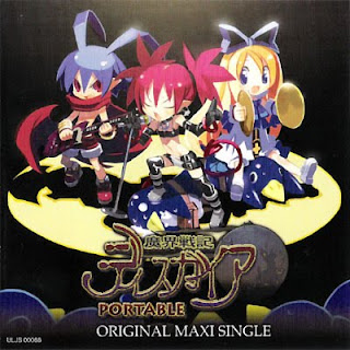 Makai Senki Disgaea Portable Original Maxi Single