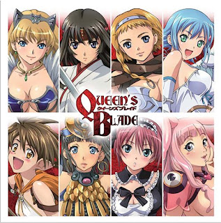 Queen's Blade Vocal Complete Album