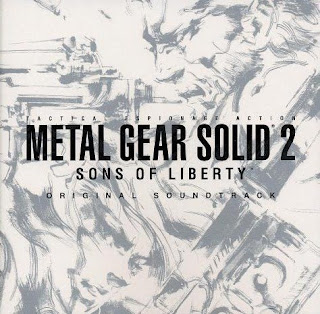 Metal Gear Solid 2 - Sons of Liberty Original Soundtrack