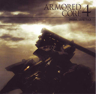 Armored Core 4 Original Soundtrack