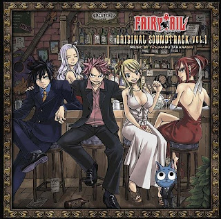 Fairy Tail Original Soundtrack Vol.1