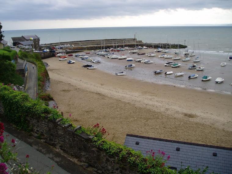 New Quay, Cardiganshire