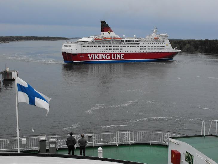 Mariehamn, Aland, Finland