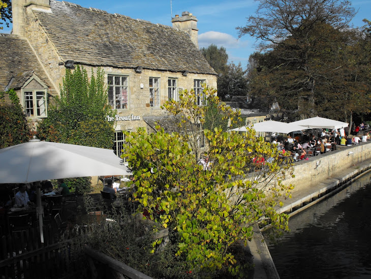 The Trout Inn, Godstow