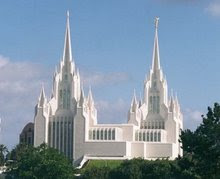 The San Diego Temple