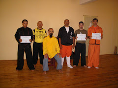 Graduación de Shaolin - Bs.As. (18-1-09)