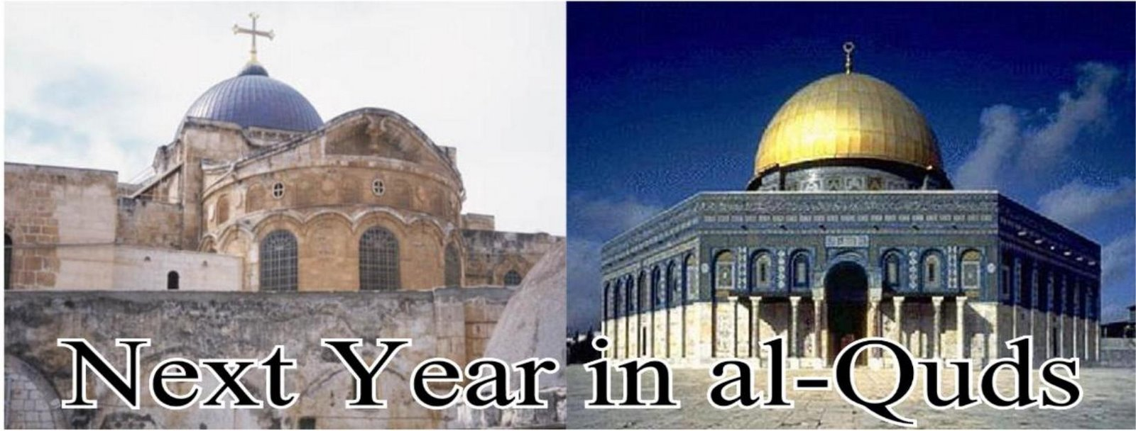 Next Year in al-Quds