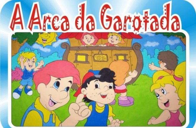 ARCA DA GAROTADA