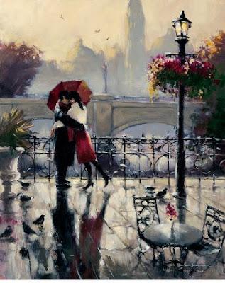 """схемы """"Завтрак в Париже""""."""