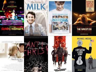 2009 Best Movies