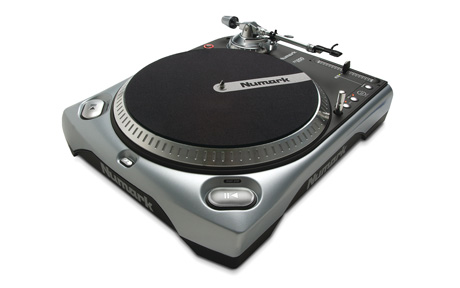 NUMARK TURNTABLE QUALITY AT AN